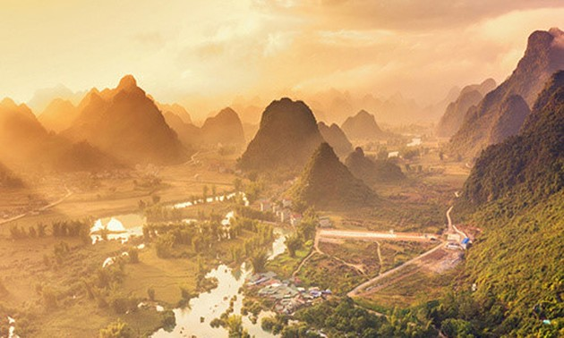 10 photos winning 'Vietnam's landscapes from height' contest