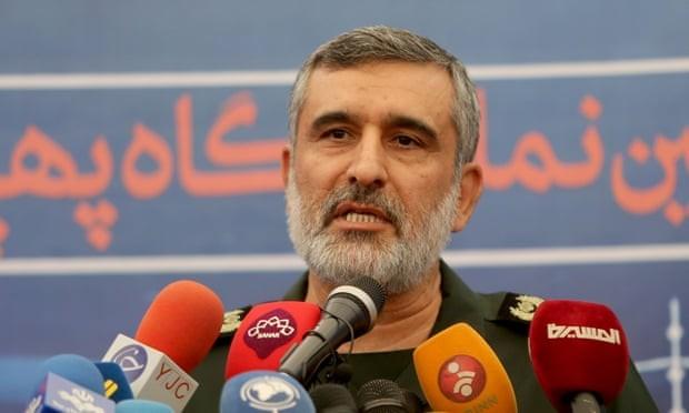 Iran wants to damage US military machine