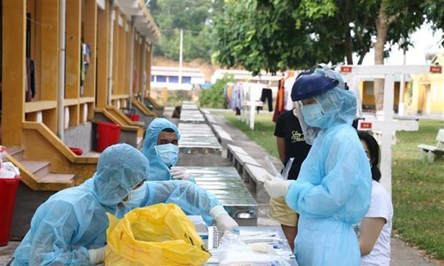 Vietnam reports one new imported COVID-19 cases