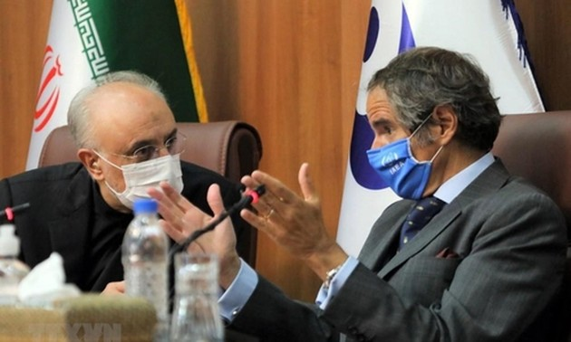 Iran to allow IAEA access to 2 nuclear sites