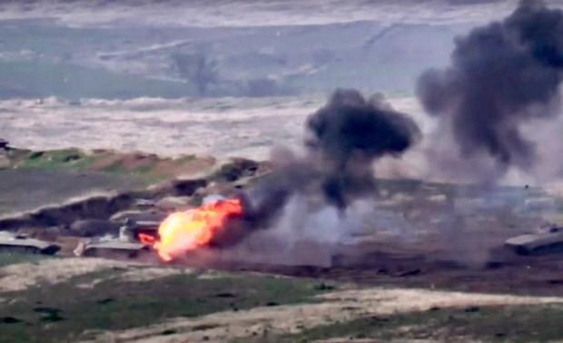 Azerbaijan takes control of 6 villages in Nagorno-Karabakh region
