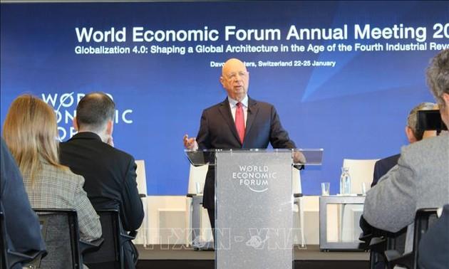 Davos World Economic Forum postponed