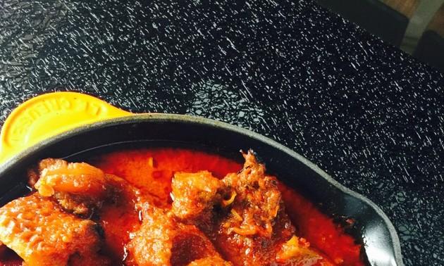 Nigeria's Buka Stew