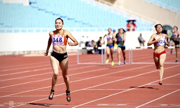 Vietnam nominates athletics star for Olympic invitation slot