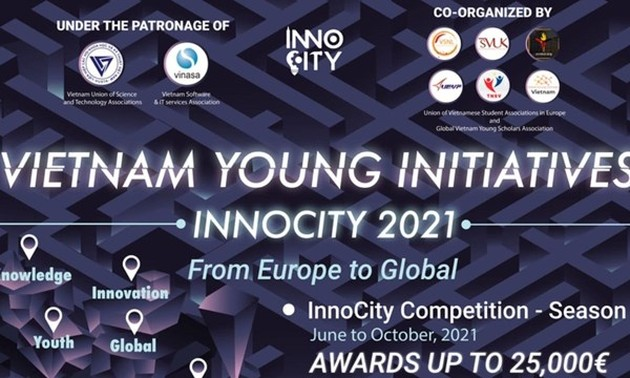 InnoCity 2021 - Vietnam Young Initiative program to be launched this week