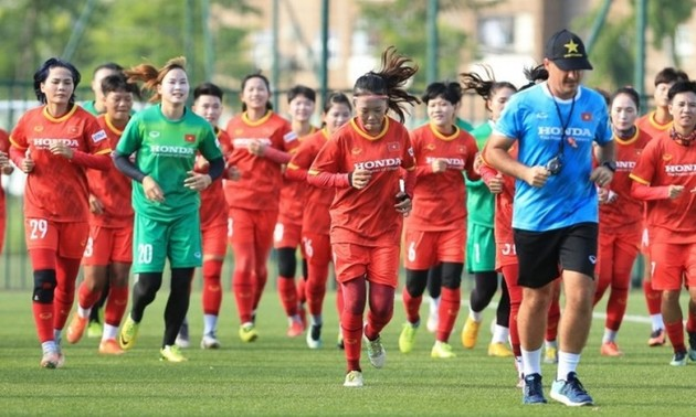 Vietnam to play three AFC Women's Asian Cup 2022 qualifiers