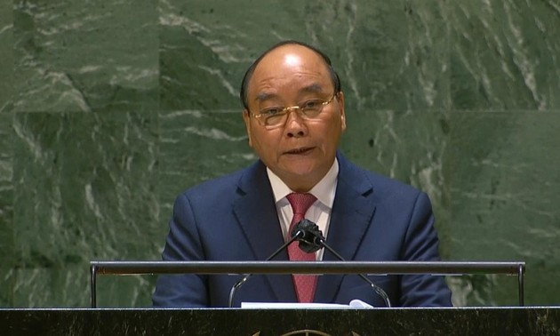 President's address to UN General Assembly: Cooperation to soon defeat COVID-19