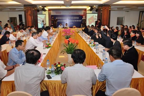 Doanh nhân Việt kiều Thái Lan tìm kiếm cơ hội hợp tác, đầu tư tại Bình Định