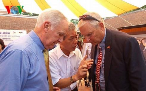 Quan hệ Việt Nam-Hoa Kỳ đang có những bước chuyển mạnh mẽ