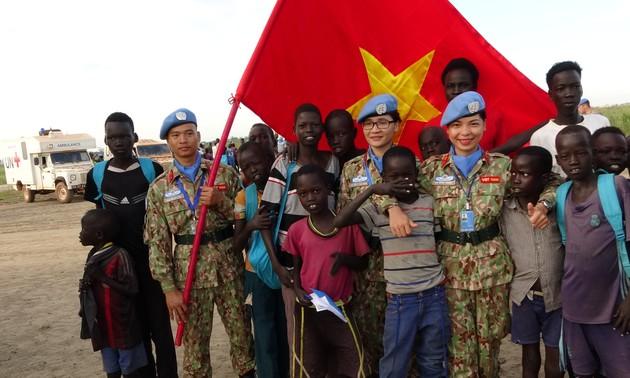 Bệnh viện Dã chiến cấp 2 Việt Nam triển khai tiếp nhận bệnh nhân tại Nam Sudan