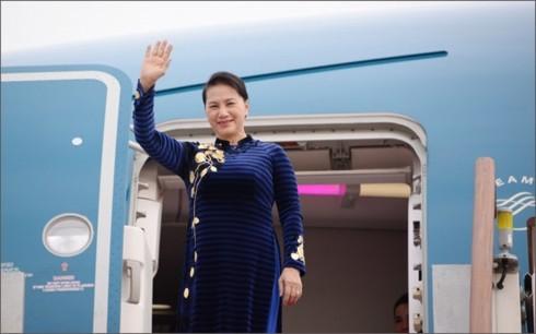 Chủ tịch Quốc hội Nguyễn Thị Kim Ngân dự APPF 27