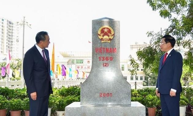 Việt Nam, Trung Quốc tiếp tục hoàn thiện cơ chế hợp tác quản lý biên giới