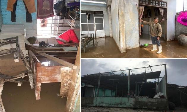 UNDP hỗ trợ khẩn cấp cho người dân bị ảnh hưởng bởi bão lụt ở miền Trung Việt Nam