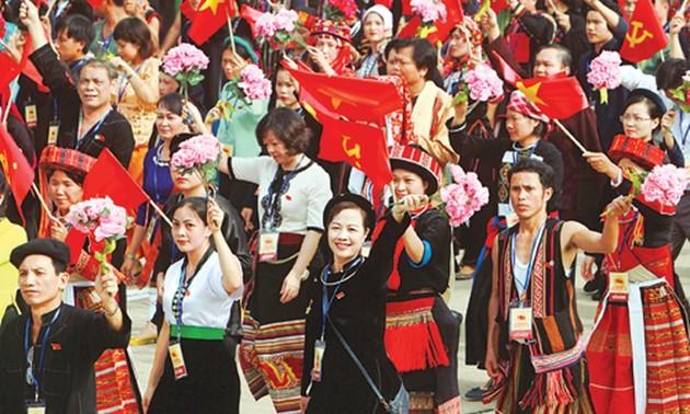 Đại đoàn kết dân tộc trong bối cảnh hội nhập quốc tế