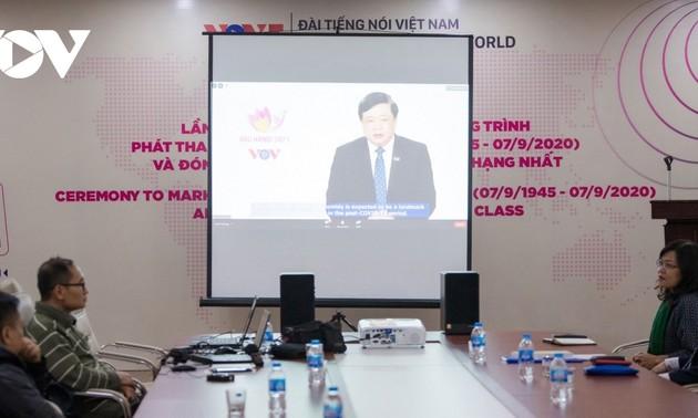 Khai mạc Đại hội đồng ABU: Truyền thông sáng tạo và đổi mới trong thời kỳ khủng hoảng