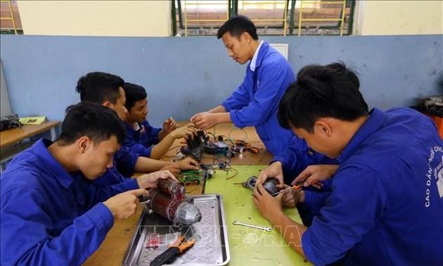 Tạo đột phá trong Chiến lược phát triển giáo dục nghề nghiệp giao đoạn 2021-2030