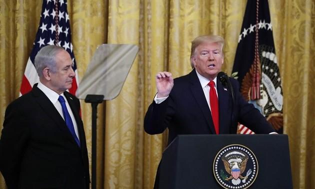 Mỹ tiếp tục chính sách can thiệp và gây ảnh hưởng tại Trung Đông