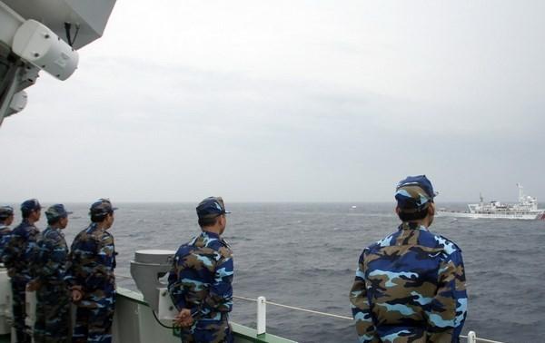 Việt Nam và Trung Quốc đàm phán vòng 14 Nhóm công tác về vùng biển ngoài cửa Vịnh Bắc Bộ