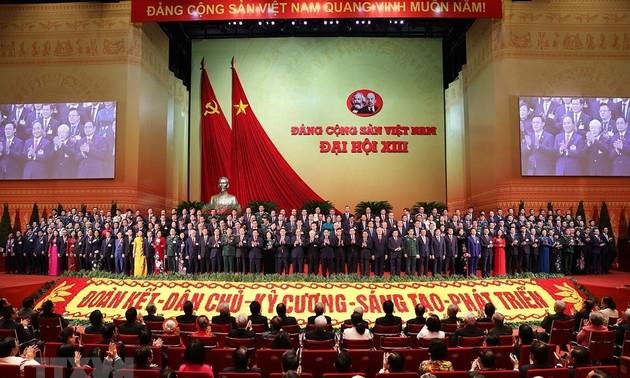 Sáng nay, Đại hội Đảng toàn quốc lần thứ XIII họp phiên bế mạc