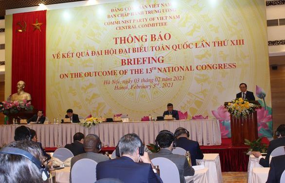 Việt Nam tiếp tục đẩy mạnh đồng bộ công cuộc đổi mới