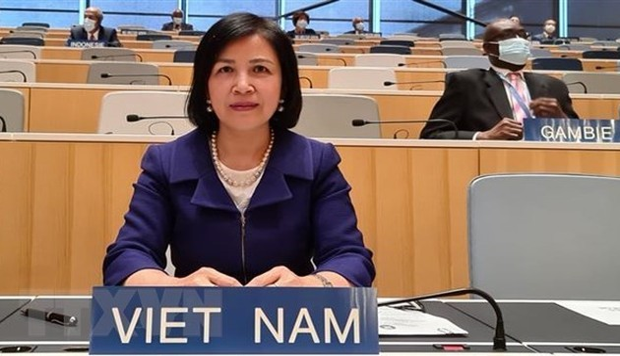 Việt Nam nỗ lực thúc đẩy và bảo vệ quyền con người