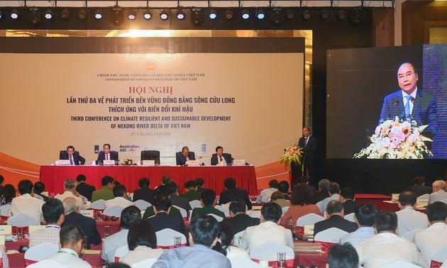 Thủ tướng nêu chiến lược '8G' trong phát triển ĐBSCL