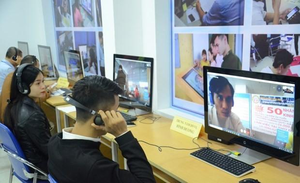 Cơ hội lớn từ hội chợ trực tuyến về việc làm dành cho người Việt tại Nhật Bản