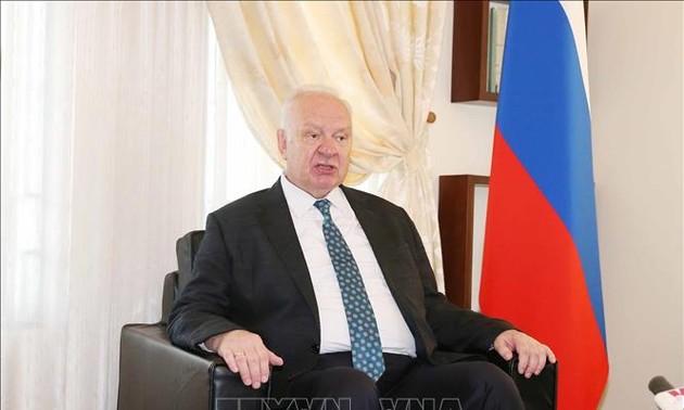 Đại sứ Liên bang Nga ấn tượng sâu sắc về đất nước và con người Việt Nam