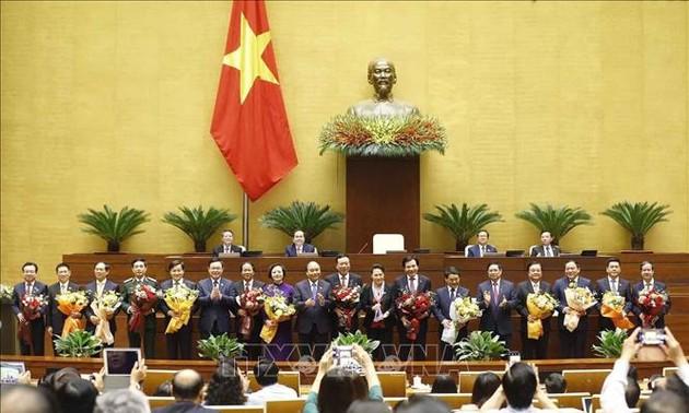 Lãnh đạo các nước gửi thư, điện mừng lãnh đạo Việt Nam