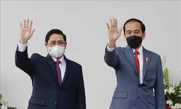 Báo chí Indonesia và Campuchia nêu bật quan hệ song phương chặt chẽ với Việt Nam