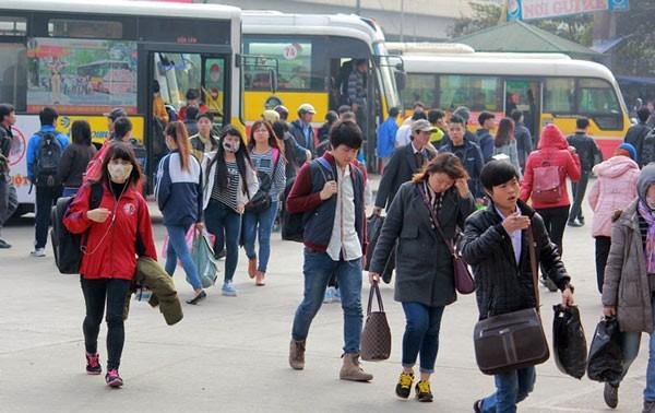 Người dân bắt buộc phải khai báo y tế khi quay trở lại Hà Nội sau kỳ nghỉ Lễ 30/4 và 1/5