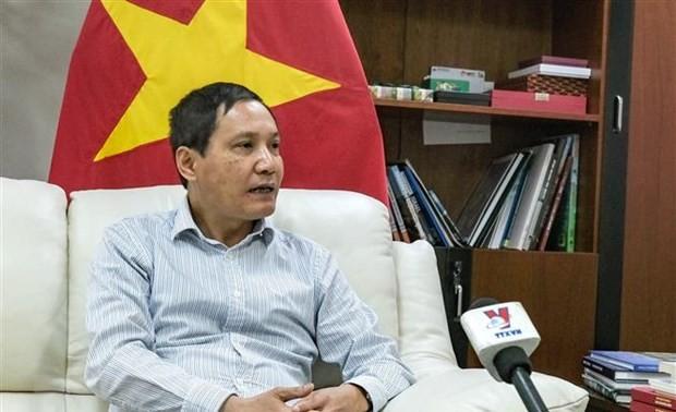 """Đại sứ quán Việt Nam tại Israel """"ưu tiên số 1""""cho công tác bảo hộ công dân"""