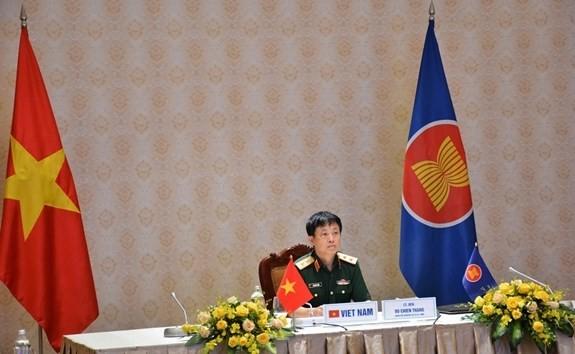 Đối thoại Quan chức Quốc phòng Diễn đàn khu vực ASEAN
