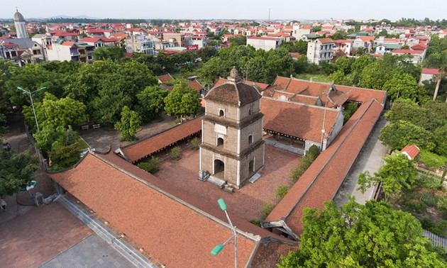 Lập Quy hoạch bảo quản, tu bổ, phục hồi Di tích quốc gia đặc biệt chùa Dâu thuộc huyện Thuận Thành, tỉnh Bắc Ninh