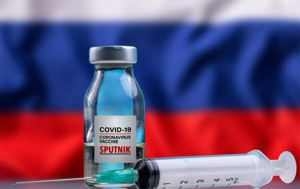 20 triệu liều vaccine Sputnik V  của Liên bang Nga sẽ về Việt Nam
