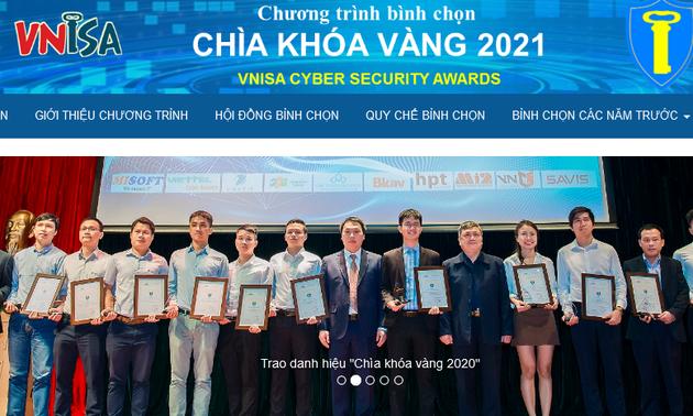 """Danh hiệu """"Chìa khóa vàng"""" 2021: Thêm hạng mục dành cho doanh nghiệp an toàn thông tin Việt Nam"""