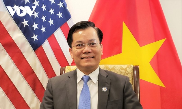 Đại sứ Hà Kim Ngọc: Mỹ viện trợ vaccine là sự chia sẻ kịp thời và ý nghĩa với Việt Nam
