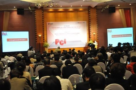 Công bố chỉ số năng lực cạnh tranh cấp tỉnh (CPI) 2011