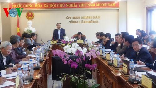 Lâm Đồng phát triển bền vững bằng nông nghiệp công nghệ cao