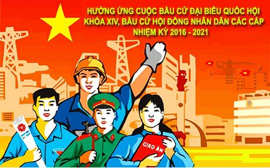Chuẩn bị bầu cử đại biểu Quốc hội và đại biểu Hội đồng Nhân dân