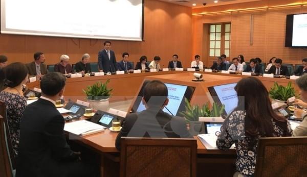 Hà Nội mời gọi doanh nghiệp Hoa Kỳ đầu tư thành phố thông minh