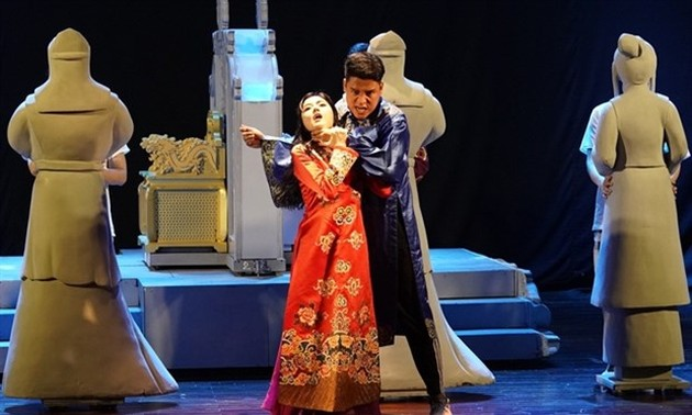 Historical epic to hit capital stages