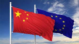 EU parliament freezes China deal ratification