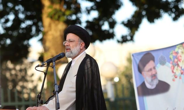 Iran presidential election: Ebrahim Raisi wins