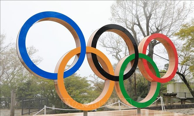 Tokyo cancels public viewing sites for summer Olympics