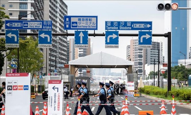"""Tokyo Games is """"safe and secure"""" despite positive tests: IOC President"""
