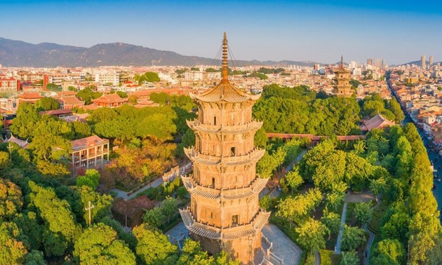 UNESCO adds three sites in Asia to its World Heritage List