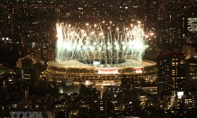 Tokyo 2020 Paralympic Games open