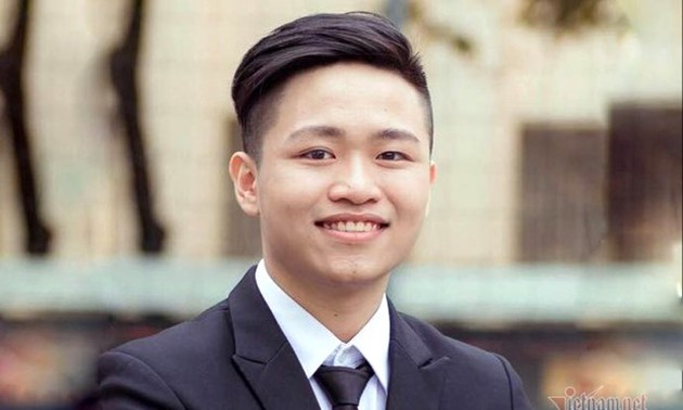 First Vietnamese student among 50 finalists of Global Student Prize 2021