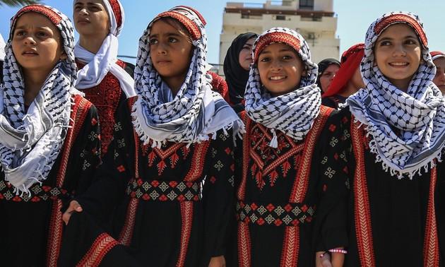 Palestine and the Arab world